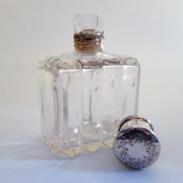 flacon parfum époque art déco