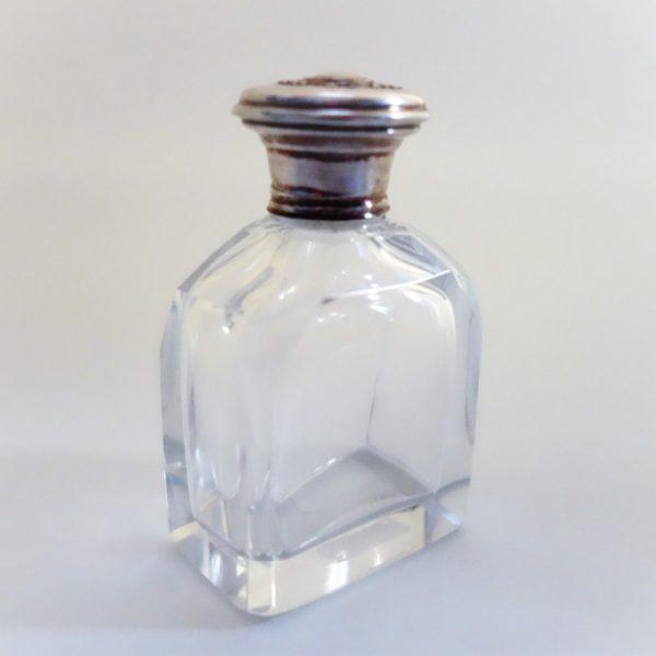 flacon ancien pour parfum
