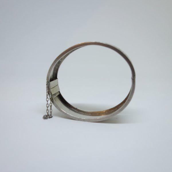 bracelet argent français 1900
