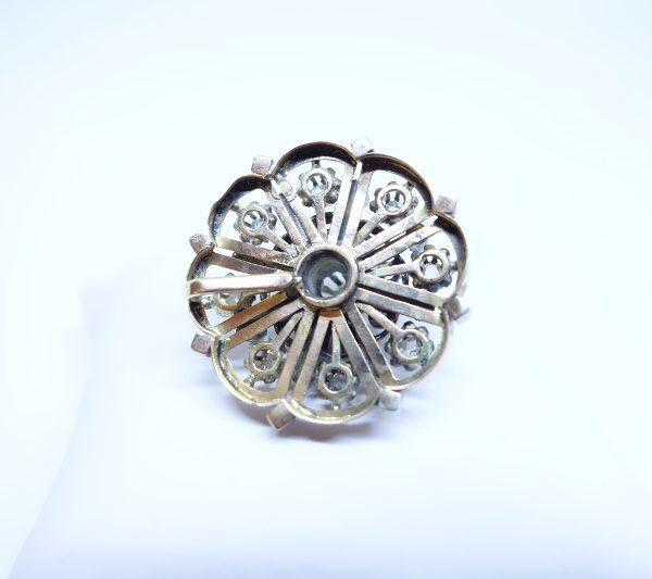 pendentif or rose 1880