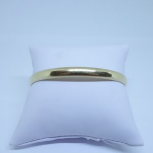 bracelet or demi-jonc