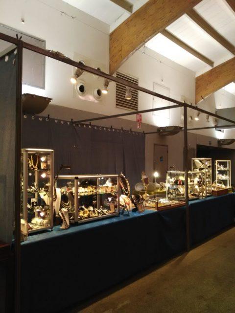 stand salon des antiquaires d'Epinal